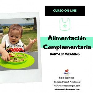 Curso On-line Baby Led-Weaning
